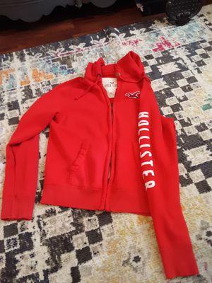 Hollister Red hoodie for Sale in Cedar Park, TX