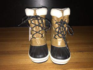 Kids Waterproof Rain/Snow Boots size 5 (youth) for Sale in Elizabeth, NJ