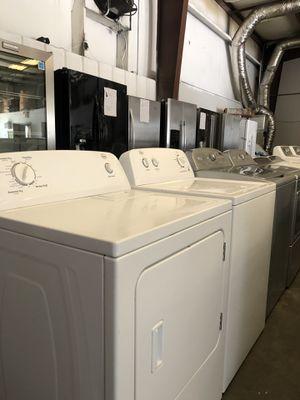 Roper Washing Machine/Dryer Set for Sale in Atlanta, GA