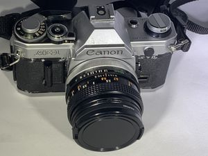 Vintage Canon AE-1 Camera for Sale in Staten Island, NY