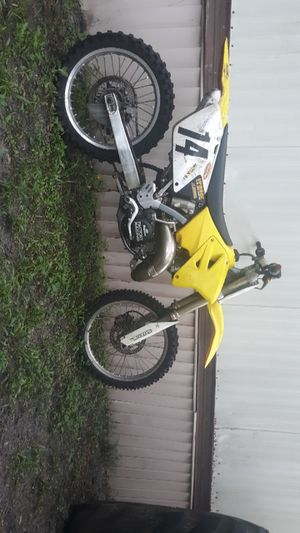 RM 125 for Sale in Riverview, FL