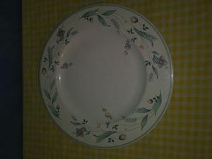 Dinner plate for Sale in Parsons, KS