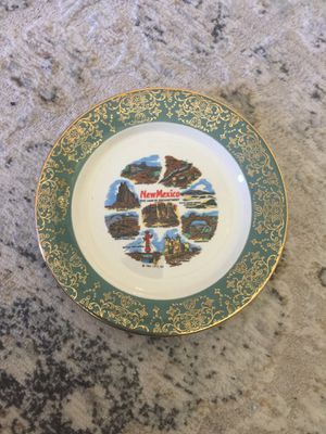 Beautiful New Mexico decorative plate 6 inches X 6 inches for Sale in Albuquerque, NM