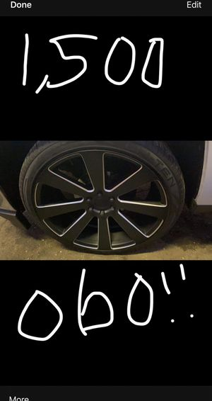 Chevy rims for Sale in West Covina, CA