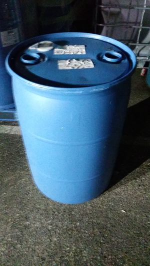 55 gallon plastic barrels for Sale in Oakland, CA