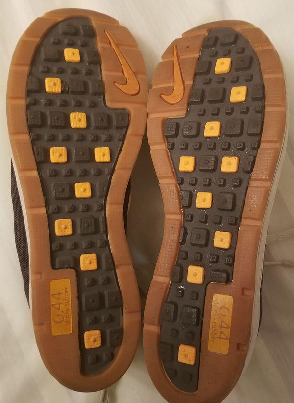 8c1225aaf4af 1 7 Nike ACG Soaker Water Shoes 315839-401 Grey Orange Sticky Rubber ...