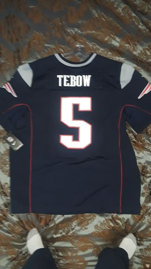 Patriots Tebow jersey for Sale in Denver, CO