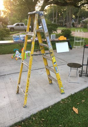 6ft ladder for 35$ for Sale in Houston, TX