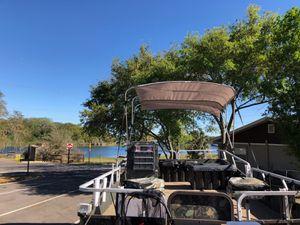 22' aluminum pontoons for Sale in Orlando, FL