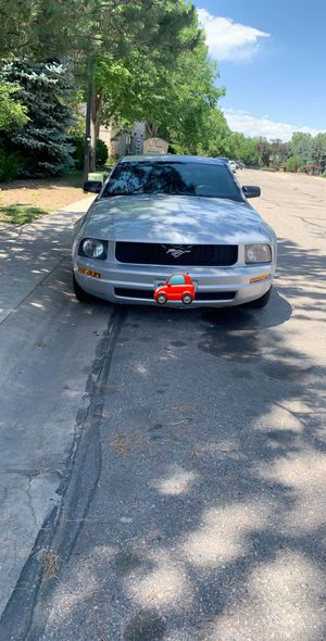 Manual v6 mustang 2006 for Sale in Fort Collins, CO