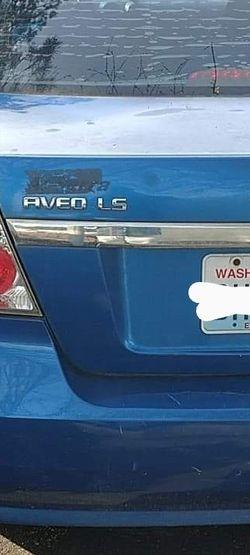 2006 Chevrolet Aveo LS 4 Door Sedan for Sale in Auburn,  WA