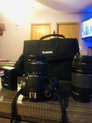 Canon rebel T5 for Sale in Galloway, OH