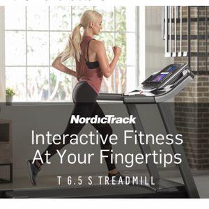 Nordictrack T6.5S Treadmill- NEW in a BOX for Sale in Acampo, CA