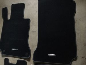 Genuine OEM Mercedes Benz E Class Carpet Floor Mats for Sale in Redmond, WA