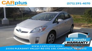 2010 Toyota Prius for Sale in South Riding, VA