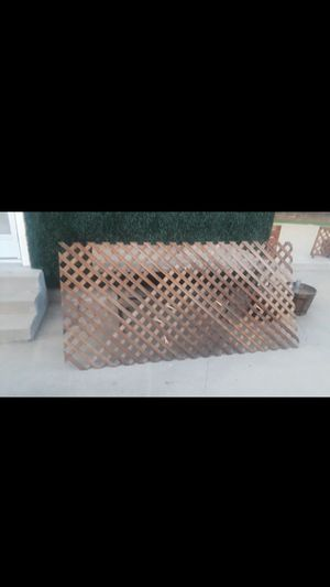 Free large piece of lattice for Sale in Pomona, CA