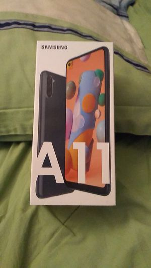 Samsung A11 Unlocked for Sale in Columbia, SC