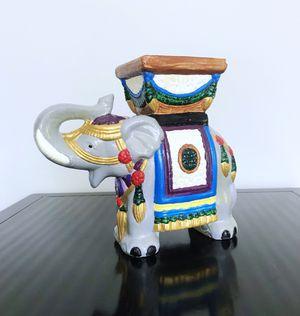 Vintage Ceramic Elephant Planter for Sale in Fort Lauderdale, FL
