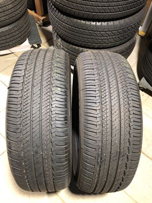 245/55/19 set of 4 BRIDGESTONE DUELER H/H 422 new take off for Sale in Philadelphia, PA