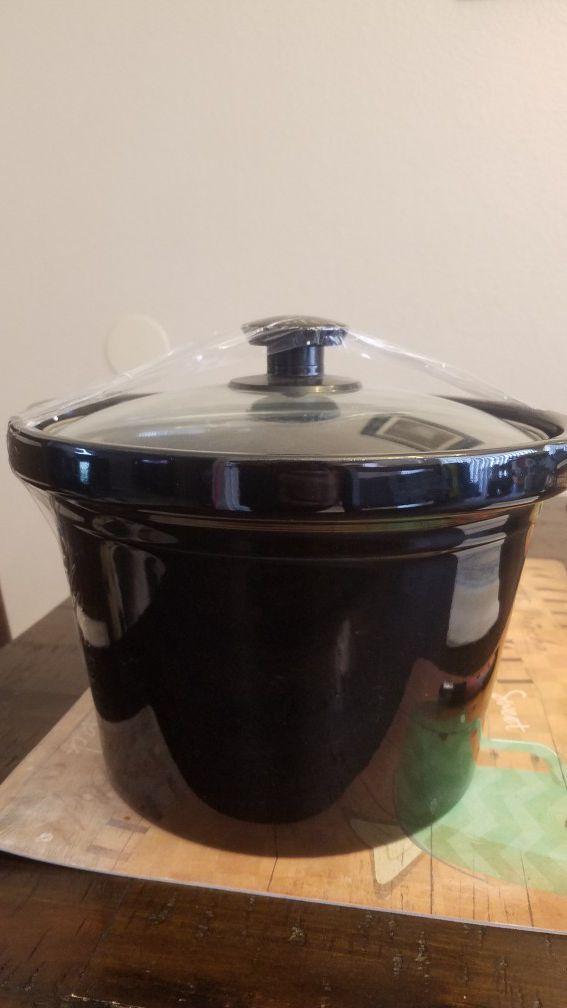 Crock pot ceramic