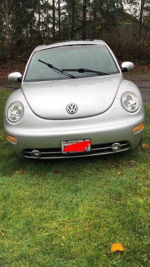 2001 VW New Beetle GL Hatchback 2D for Sale in Monroe, WA