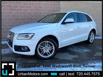 2014 Audi Q5 2.0T Premium Plus for Sale in Denver,  CO