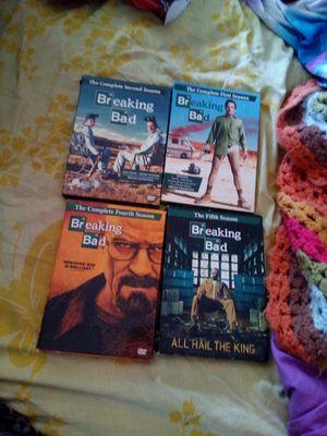 Breaking Bad DVDs for Sale in Lodi, CA