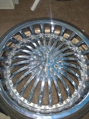 """22"""" Strada rims for Sale in Lakewood, CO"""