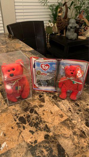 Osito the Bear TY Beanie Babies for Sale in Phoenix, AZ