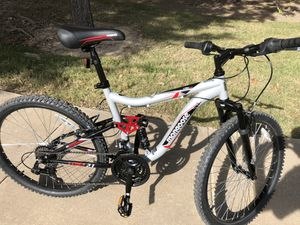 Mountain bike mongoose for Sale in Fort Worth, TX