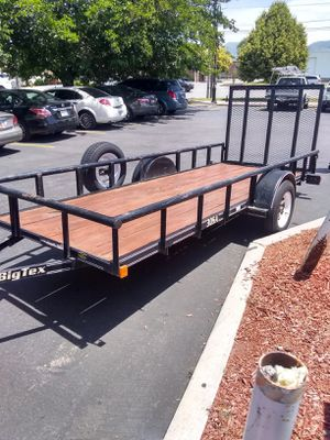 Big Tex 16x5 Trailer for Sale in Sandy, UT