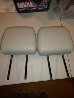 LEATHER SEAT HEADREST HEAD REST REPLACEMENT UPHOLSTERY OEM car part for Sale in Hartford, CT