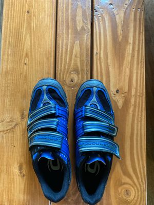 Women's Cannondale size 6.5 mountain bike cycling shoes for Sale in Portland, OR