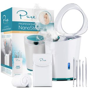 NanoSteamer Professional 3-in-1 Nano Ionic Facial Steamer for Spas for Sale in Los Angeles, CA