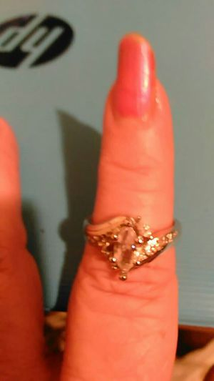 Marquee cut CZ ring for Sale in Kingsport, TN