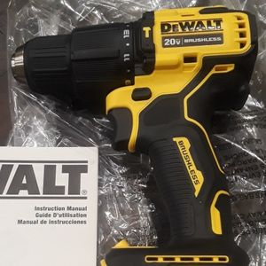 Brand new Dewalt 20v Brushless hammer Drill Tool Only No Battery No Charger $75 for Sale in Fresno, CA