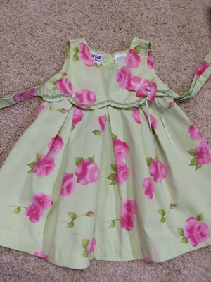 Blueberi Boulevard baby girl 2T flower dress spring Easter for Sale in Aurora, CO