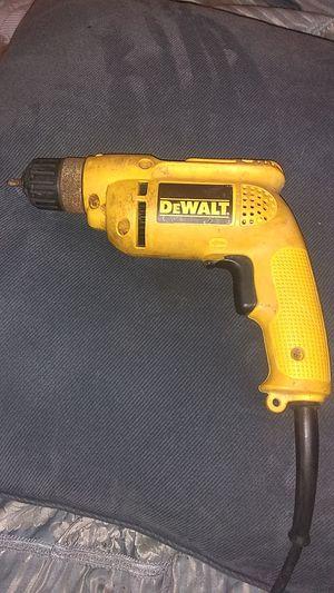 DeWalt corded drill for Sale in Bonaire, GA