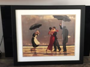Picture Jack Vettriano- The singing Butler for Sale in Brockton, MA