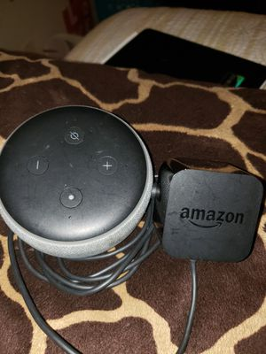 Amazon dot echo for Sale in Wichita, KS