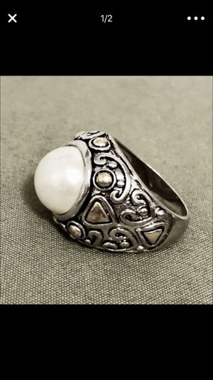 Faux Pearl Ring for Sale in Portland, OR