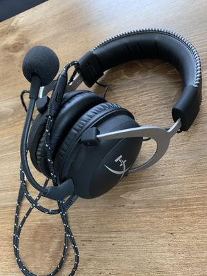 HyperX gaming headset for Sale in Tracy, CA
