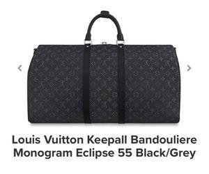Louis Vuitton keepal Bandouliere bag for Sale in Arlington, VA