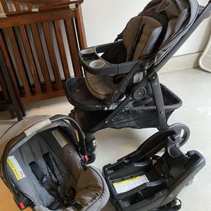 Graco Stroller And Car Seat for Sale in Round Rock, TX