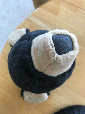Bear Head & Tail Stuffed Animal Wall Mount for Sale in Chesapeake, VA