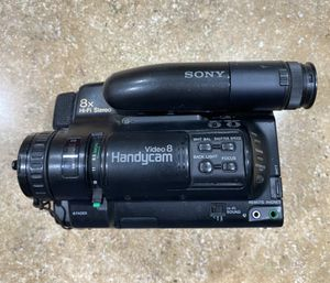 Sony video camera handycam for Sale in Santa Ana, CA