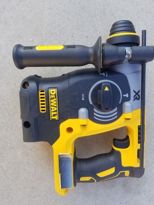 """20 V DeWalt XR Brushless 1"""" SDS plus Rotary Hammer Brand NEW Tool only for Sale in Bakersfield, CA"""