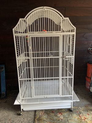 King Cage - Model 206 Wrought Iron Cage for Sale in White Plains, NY