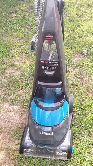 Bissell ProHeat 2X Premier pet expert series for Sale in Tulsa, OK