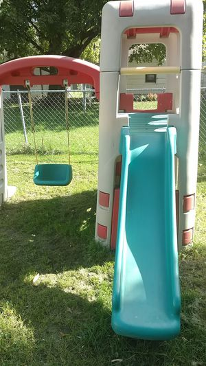 Child's resin playset for Sale in Davenport, IA